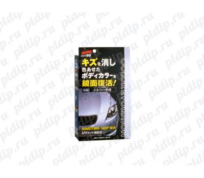 Купить Полироль для кузова цветовосстанавливающий Soft99 Color Evolution Silver для серебристых
