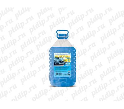 """Купить Незамерзающая жидкость """"GleidNew"""" -30 5L Blue"""