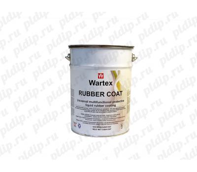 Купить Жидкая резина WARTEX Rubber Сoat 5L Сlear (Прозрачный)