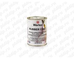 Жидкая резина WARTEX Rubber Сoat 1L Black (Черный)