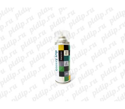 Купить Жидкая резина Glossy Dip spray | Black (Черный)
