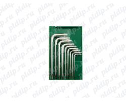 Комплект угловых ключей TORX T10-T50 9 предметов JONNESWAY