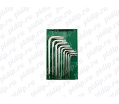 Купить Комплект угловых ключей TORX T10-T50 9 предметов JONNESWAY