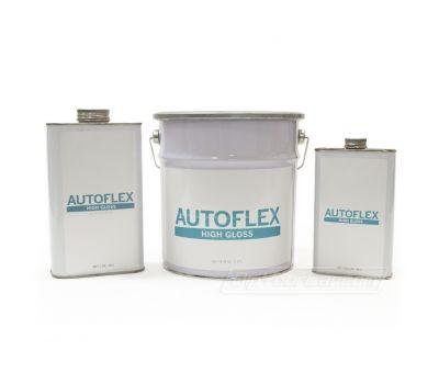 Купить AUTOFLEX HIGH GLOSS GALLON KIT 3.8 L  супер глянцевый эластичный лак для жидкой резины