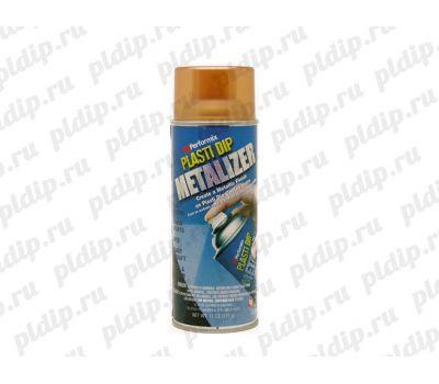 Купить Plasti Dip spray Coper Metalizer жидкая резина медный глянцевый спрей