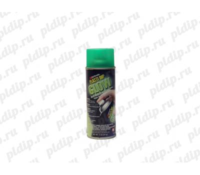 Купить Жидкая резина Plasti Dip spray Glow in the Dark Can Green DYC