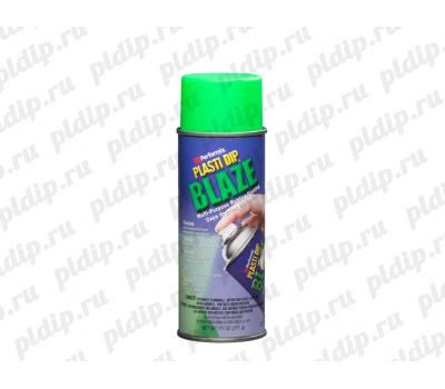 Купить Plasti Dip spray  Blaze Green жидкая резина ярко-зеленый аэрозоль