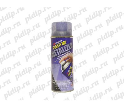 Купить Жидкая резина Plasti Dip spray |Синий Металлик