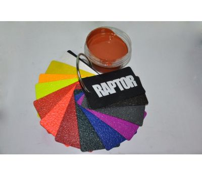 Колер для Raptor по каталогу RAL